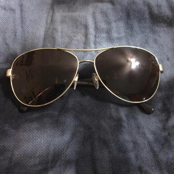 bb546d2f2320 Women's Burberry Aviator Sunglasses. M_5b83003c1b32941e57260560